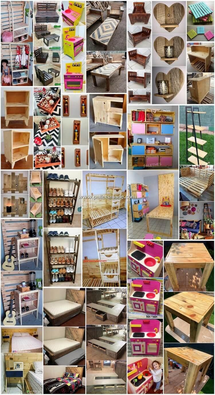 Elegant Wood Shipping Pallet DIY Creations