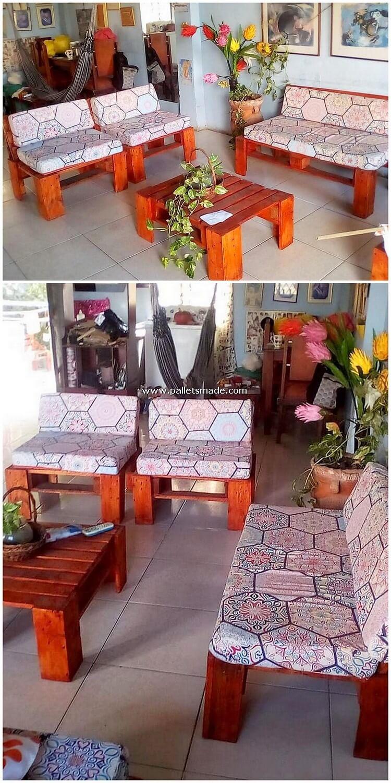 Pallet Indoor Furniture