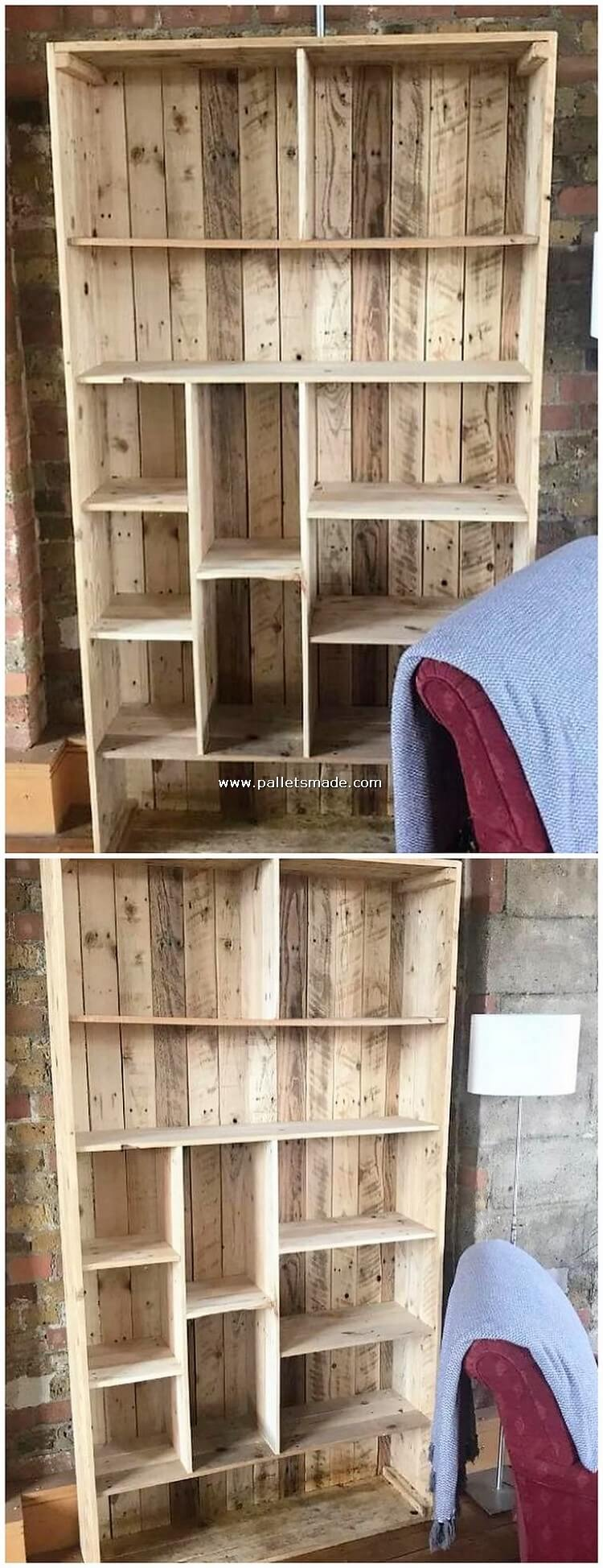 Recycled Wood Pallets Pallet Made