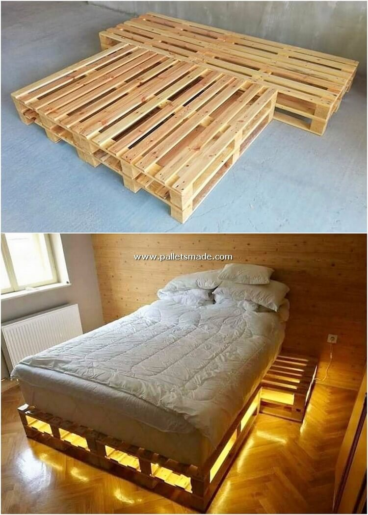 Heart Touching Diy Shipping Pallet Made Creations Pallet Made